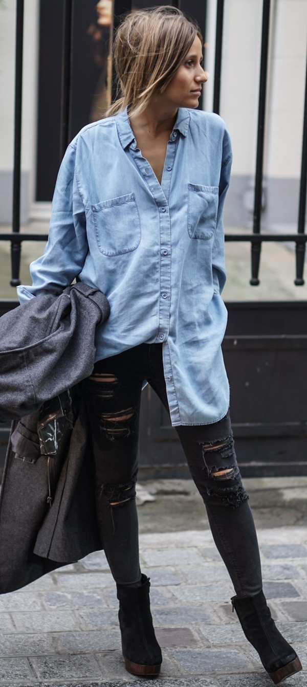 40 Cool and Classic Indie Outfits For Teens - 28