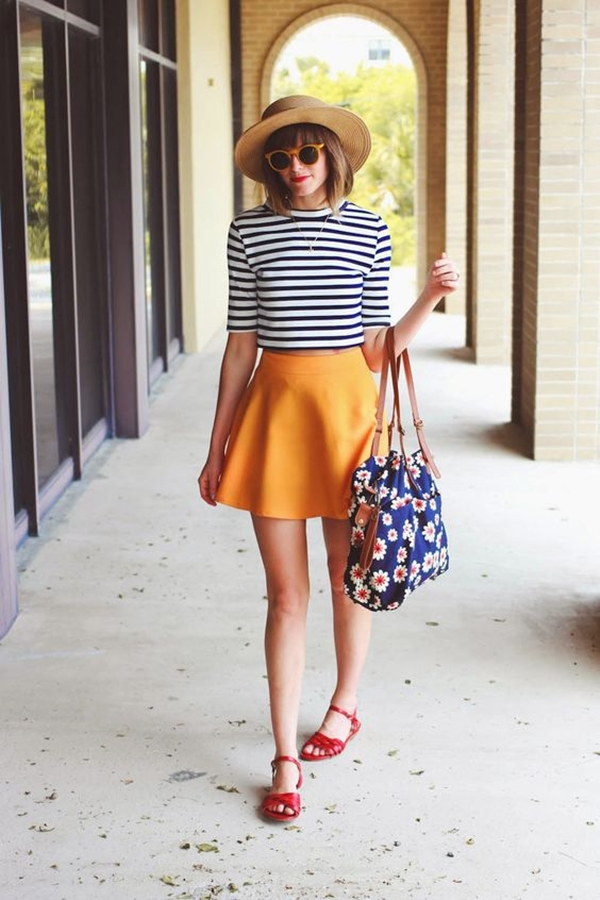40 Cool and Classic Indie Outfits For Teens - 31