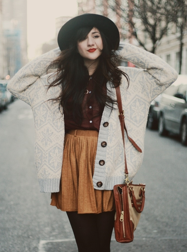 40 Cool and Classic Indie Outfits For Teens - 40