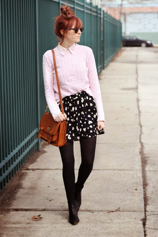 40 Cool and Classic Indie Outfits For Teens - 9