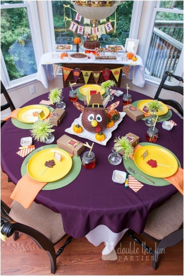 Beautiful Table Decoration Ideas for Special Ocassion2