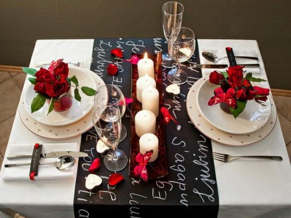 Beautiful table Decoration Ideas  For Special Occasions