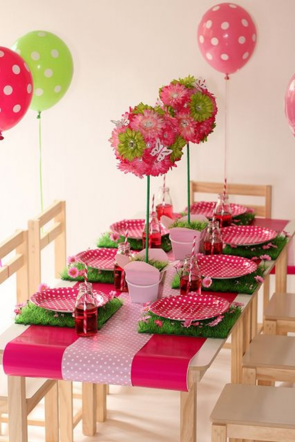Beautiful table decoration ideas for special occasion