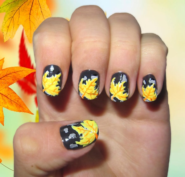 Clever Nail Designs Ideas for School Kids0031