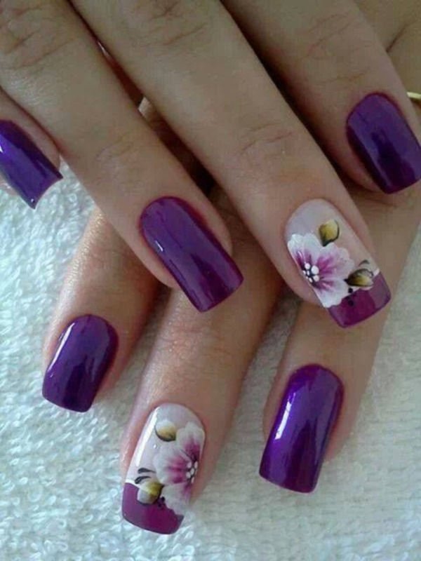 Clever Nail Designs Ideas for School Kids0161