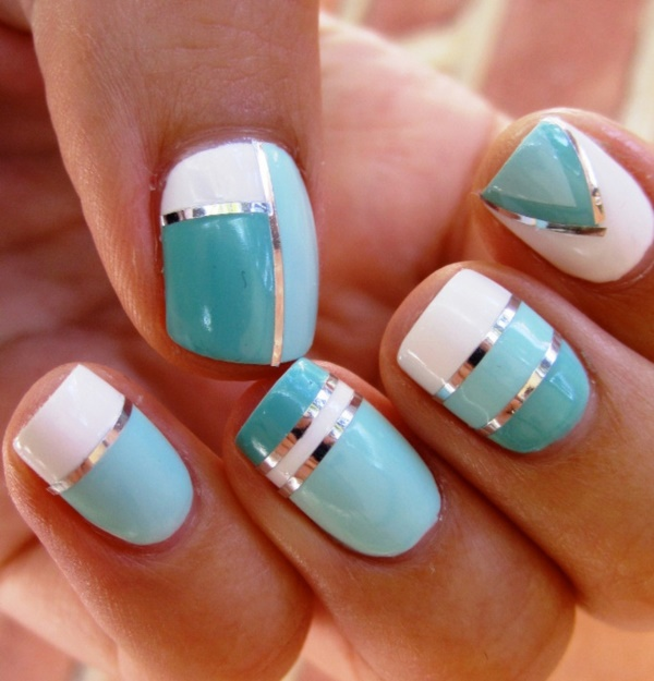 Clever Nail Designs Ideas for School Kids0181