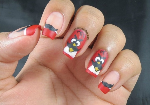 Clever Nail Designs Ideas for School Kids0211