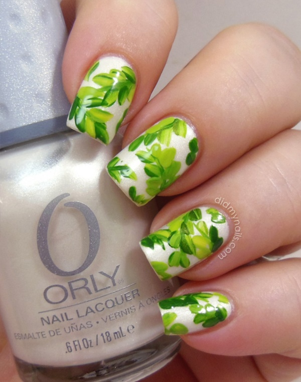 Clever Nail Designs Ideas for School Kids0221