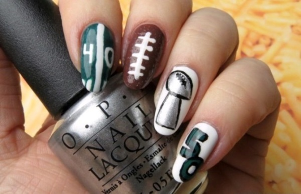 Clever Nail Designs Ideas for School Kids0231