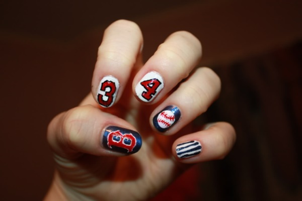 Clever Nail Designs Ideas for School Kids0281