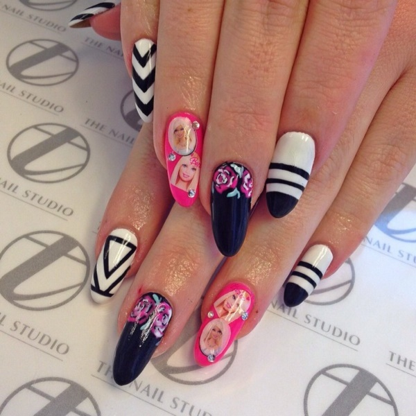 Clever Nail Designs Ideas for School Kids0291