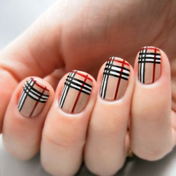 Clever Nail Designs Ideas for School Kids0311