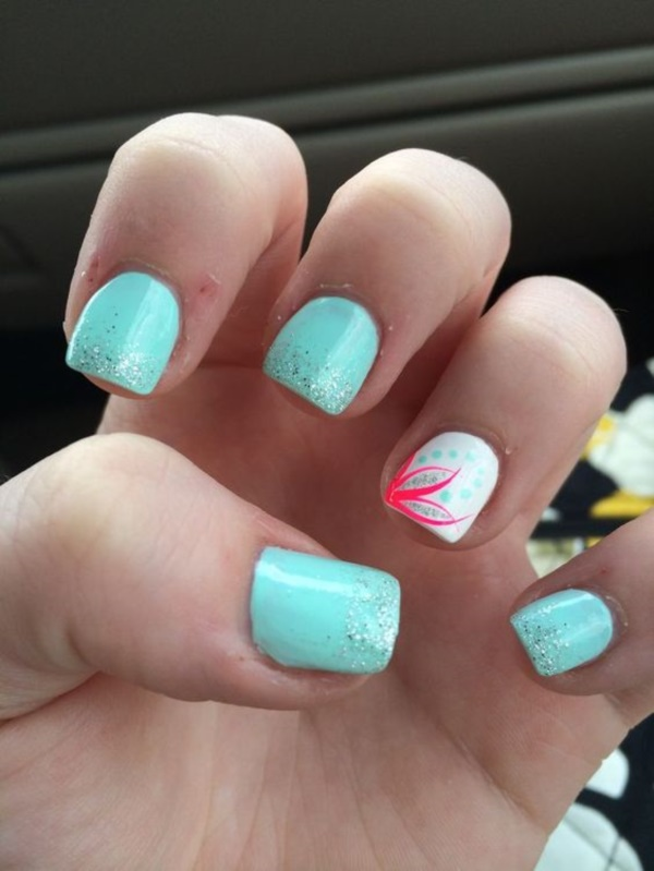 Clever Nail Designs Ideas for School Kids0331