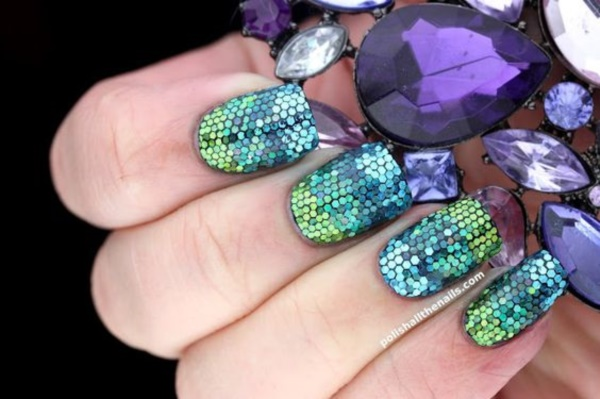 Clever Nail Designs Ideas for School Kids0341