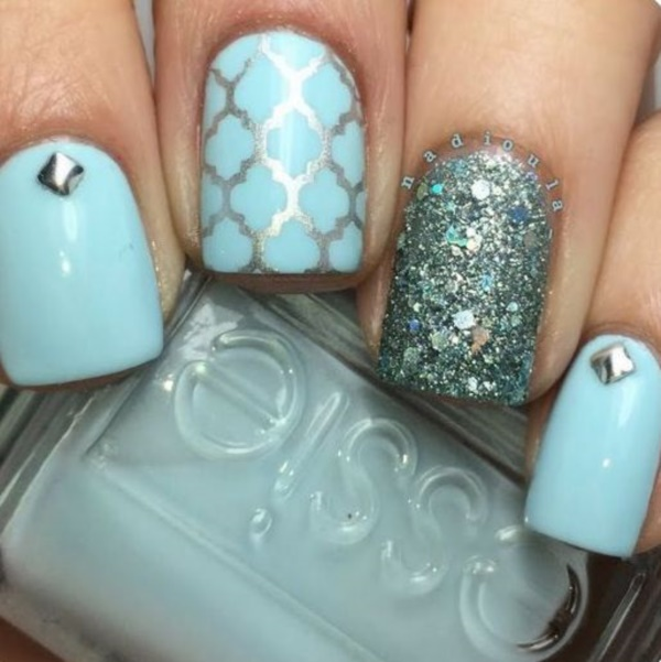 Clever Nail Designs Ideas for School Kids0361