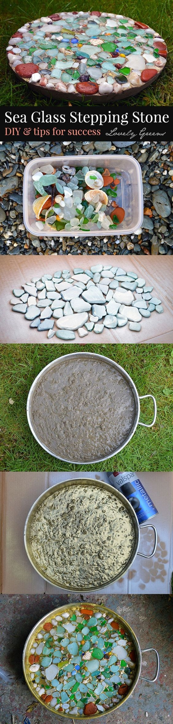 Cool Ways to Use STONE For DIY Projects in 2016 - 15