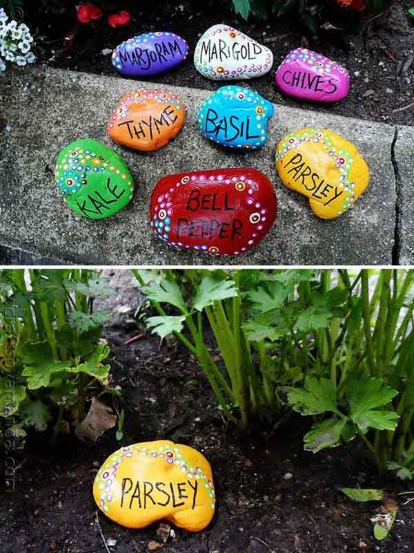 Cool Ways to Use STONE For DIY Projects in 2016 - 18