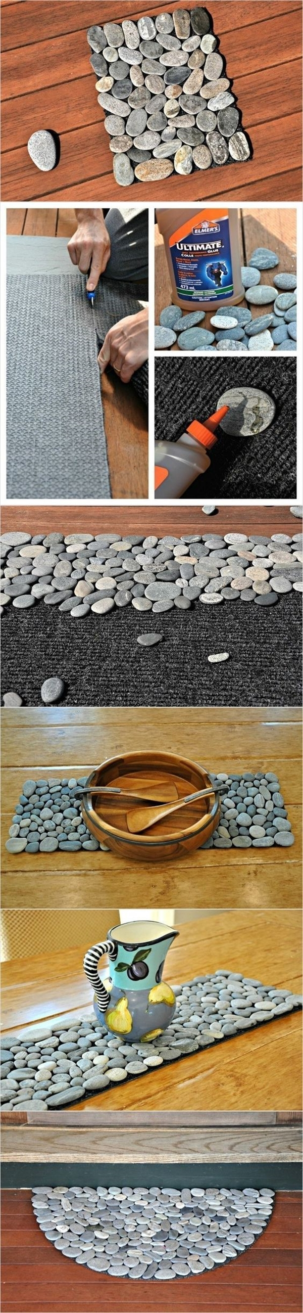 Cool Ways to Use STONE For DIY Projects in 2016 - 3