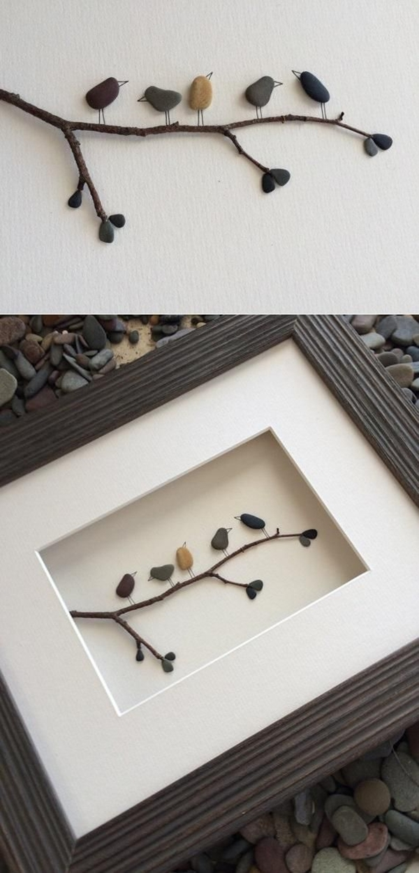 Cool Ways to Use STONE For DIY Projects in 2016 - 7