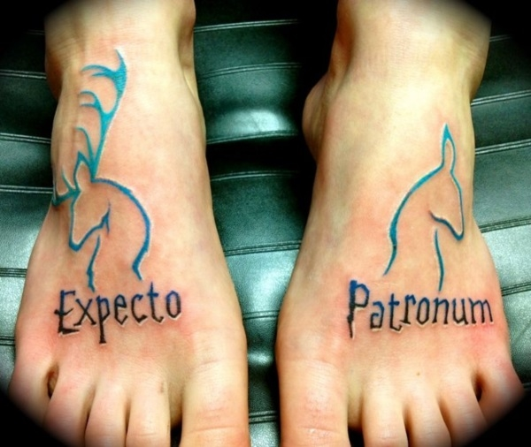 Cute Mr. and Mrs. Tattoos for Perfect Couples - 33