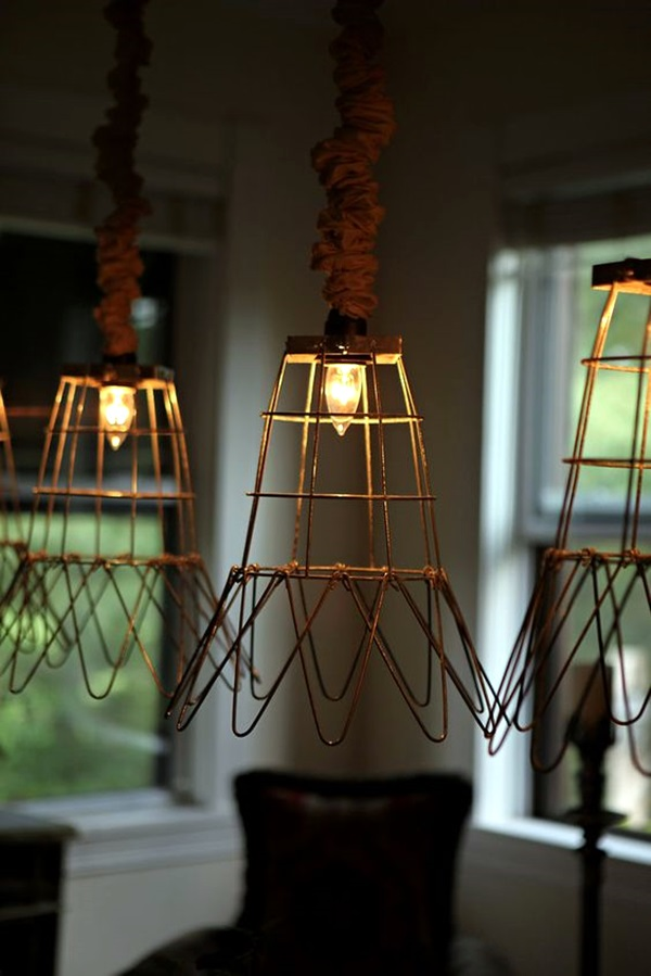 DIY Lighting Ideas which are better than Market Products (3)