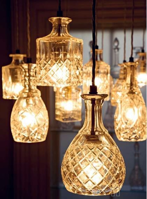 DIY Lighting Ideas which are better than Market Products (34)