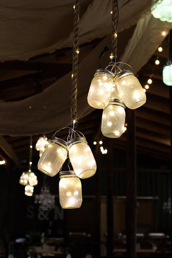 DIY Lighting Ideas which are better than Market Products (9)