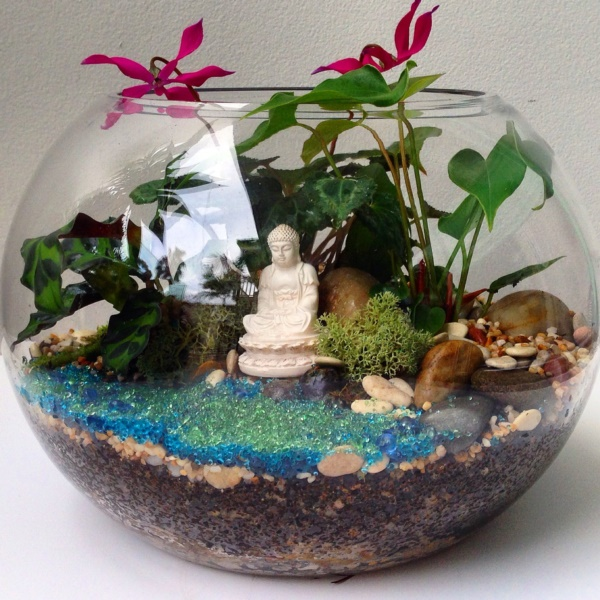 Magical Terrarium ideas to install in Your Home0271