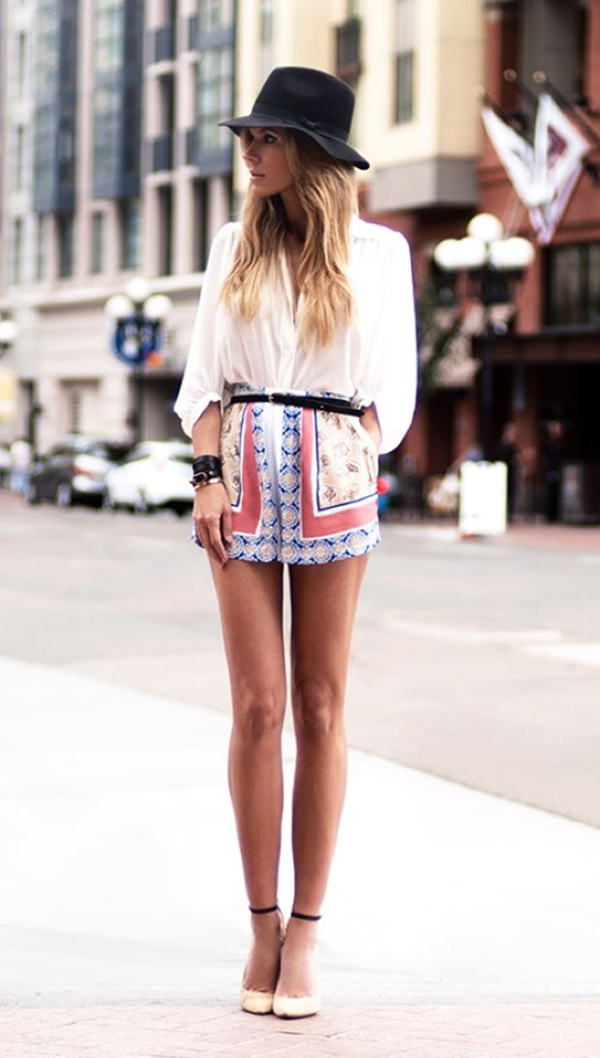 Unbounded and Hot Looks in Shorts to Acquire12