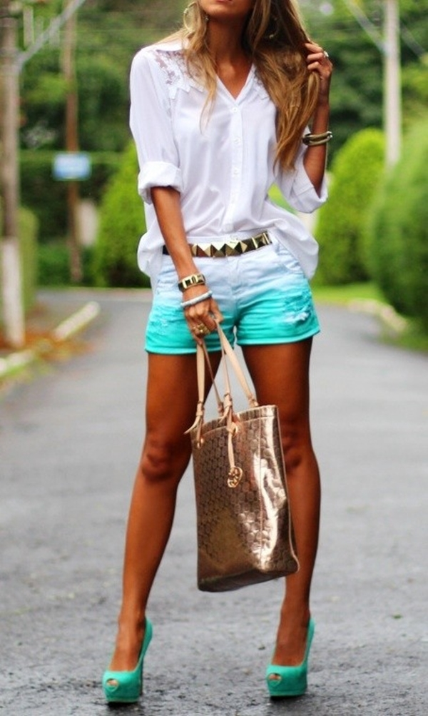 Unbounded and Hot Looks in Shorts to Acquire27
