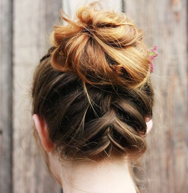 New Shoulder Length Hairstyles for Teen Girls - 13