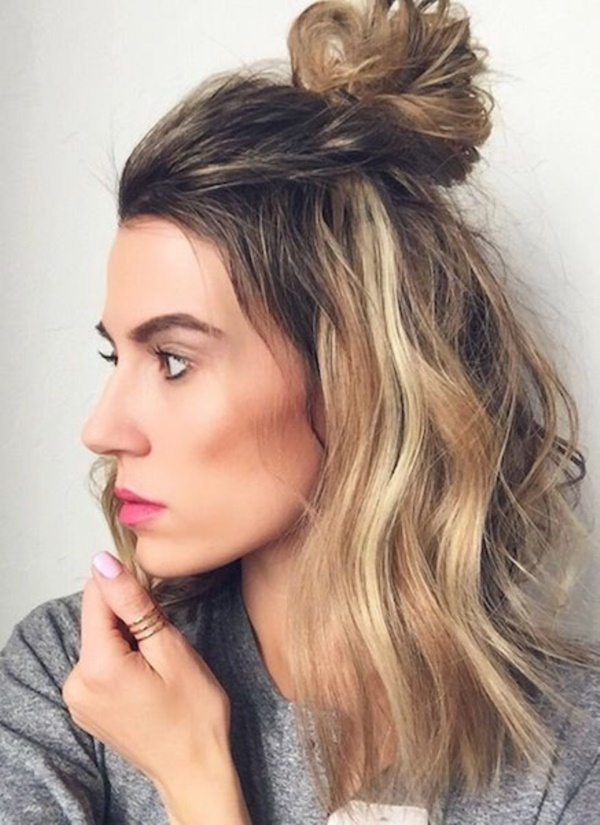 New Shoulder Length Hairstyles for Teen Girls - 15