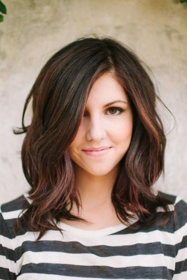 New Shoulder Length Hairstyles for Teen Girls - 22