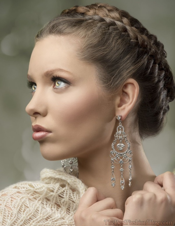 New Shoulder Length Hairstyles for Teen Girls - 27