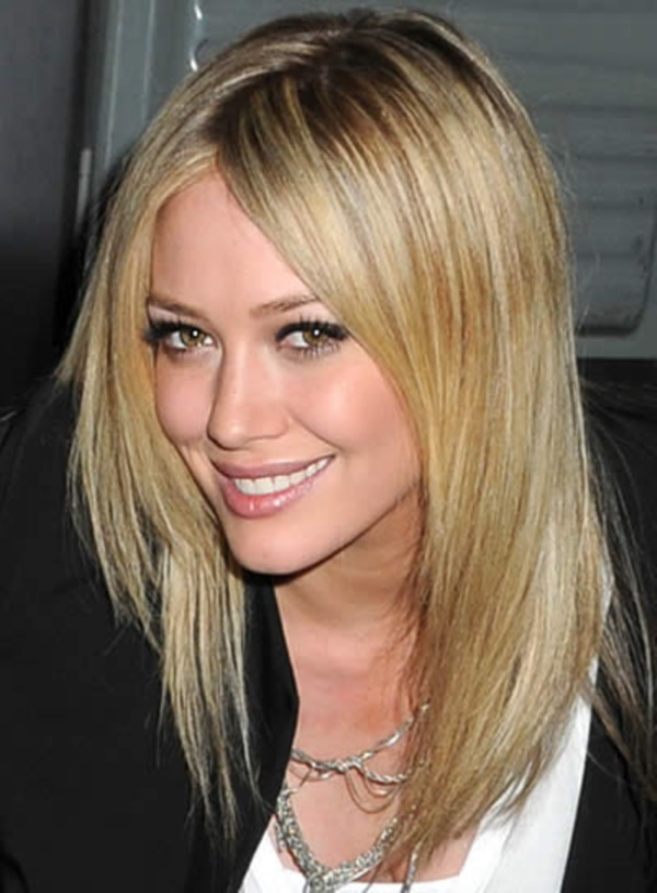 New Shoulder Length Hairstyles for Teen Girls - 6