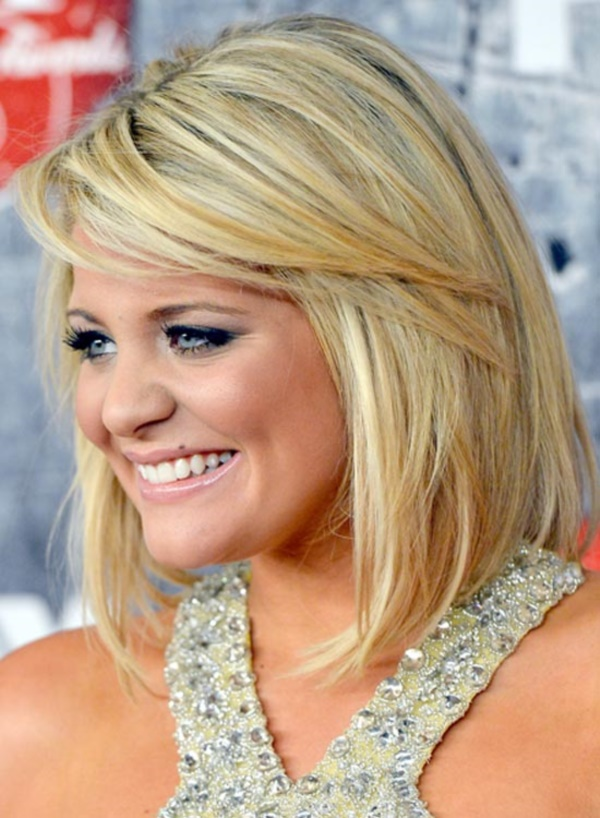 New Shoulder Length Hairstyles for Teen Girls - (7)