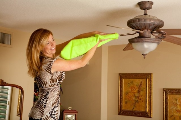 25 Powerful Ways to Deep Clean Your House - 12