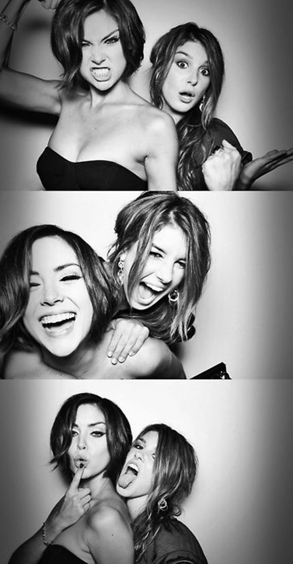 40 Silly yet Beautiful Best Friends Picture Ideas - 11