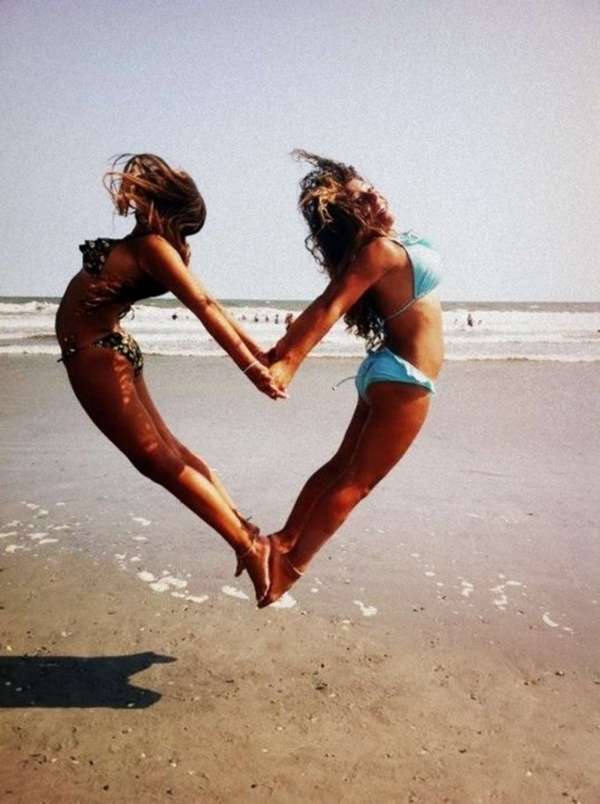 40 silly yet beautiful best friends picture ideas