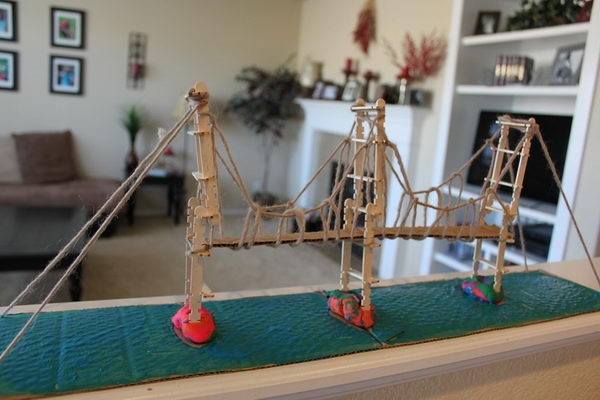 Amazing Popsicle Stick Crafts and Projects - (1)