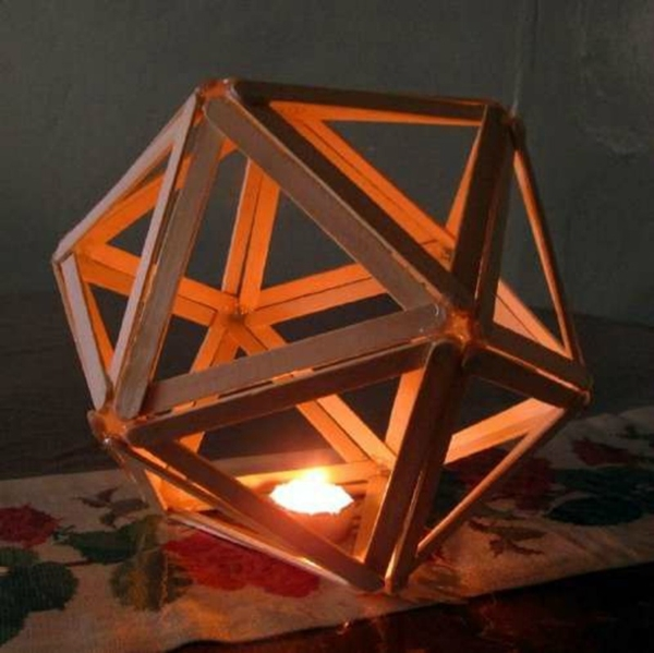Amazing Popsicle Stick Crafts and Projects - (10)