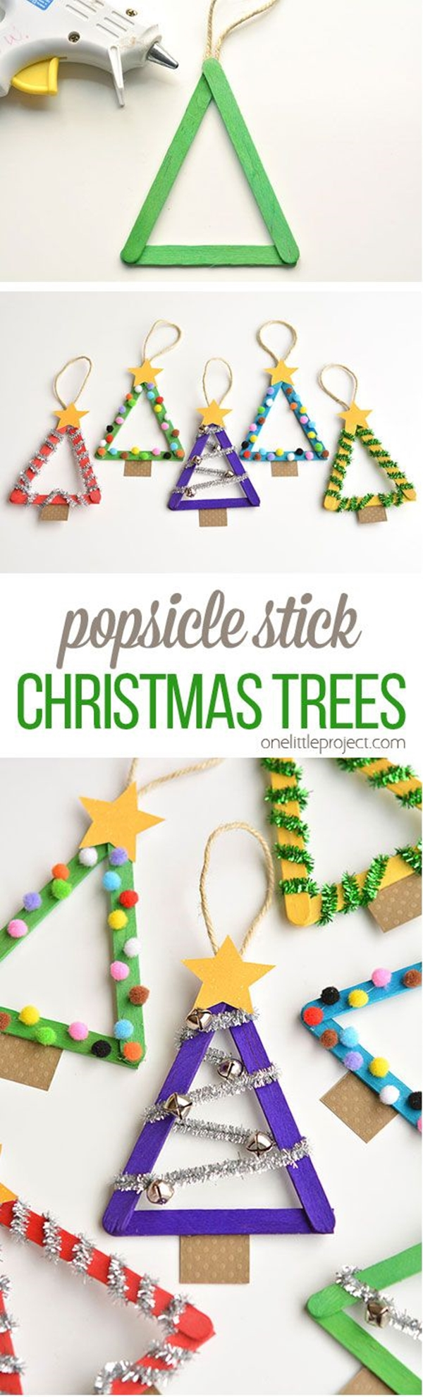 Amazing Popsicle Stick Crafts and Projects - (16)