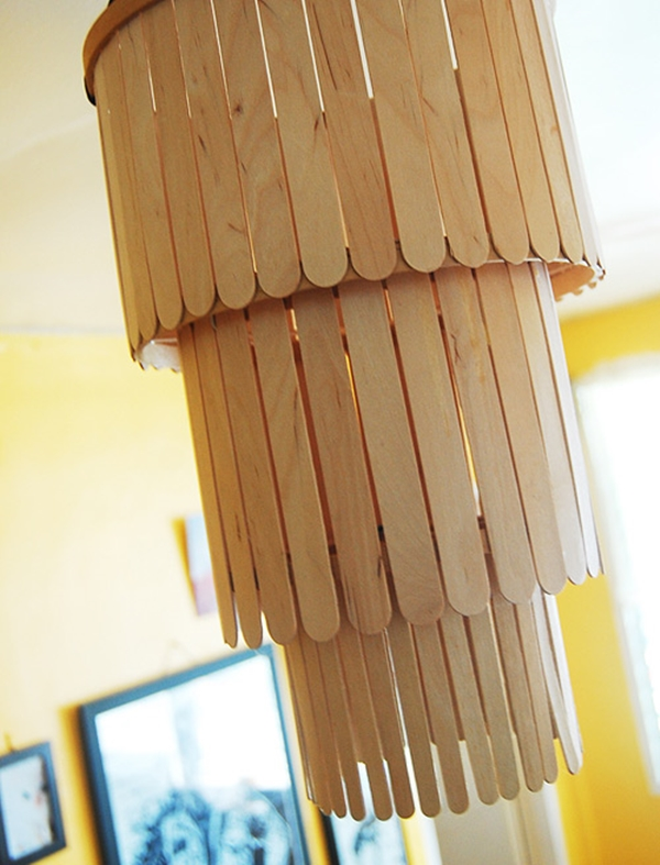 Amazing Popsicle Stick Crafts and Projects - (24)