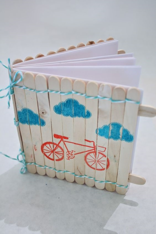Amazing Popsicle Stick Crafts and Projects - (25)