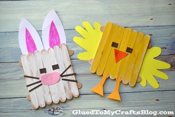 Amazing Popsicle Stick Crafts and Projects - (30)