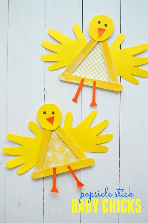 Amazing Popsicle Stick Crafts and Projects - (7)