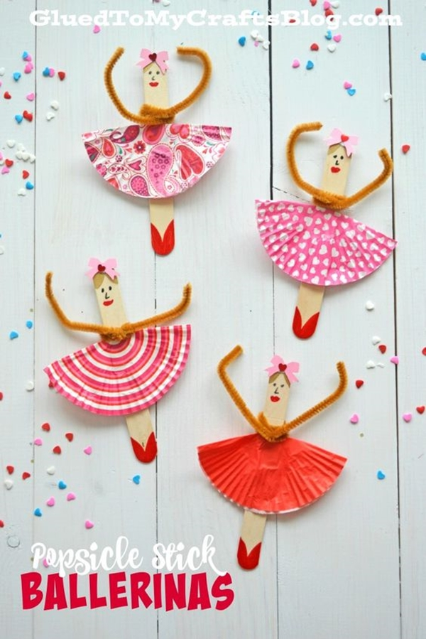 Amazing Popsicle Stick Crafts and Projects - (8)