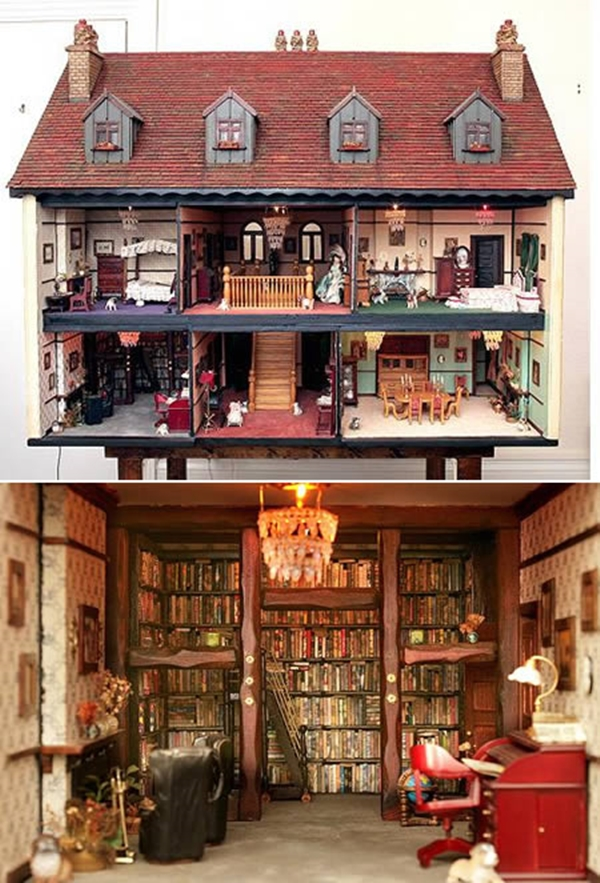 Best Dollhouse Installations for Your Kids (18)
