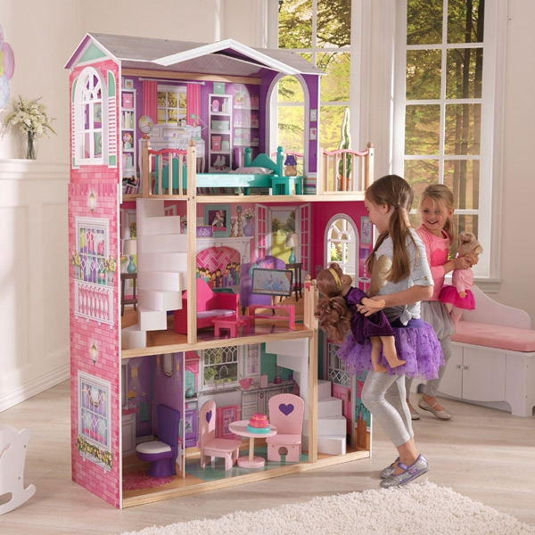 Best Dollhouse Installations for Your Kids (25)