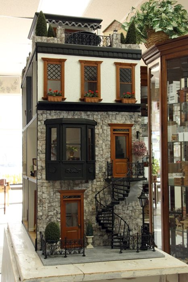 Best Dollhouse Installations for Your Kids (29)